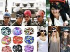 Bicycle Outdoor Sport Turban Multi Magic Headband Veil Kerchief Head Scarf -803