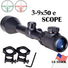 3 9x56 Optics R4 Reticle Air Sniper Hunting Gun Rifle Optical Scope With Mounts
