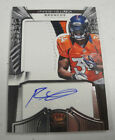 2012 Panini Crown Royale Football Rookie Silhouette Autographs Guide 30