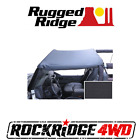 Rugged Ridge Summer Brief Soft Top Black for 92-95 Jeep Wrangler YJ 13574.15
