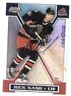 Rick Nash Cards, Rookie Cards and Autographed Memorabilia Guide 33