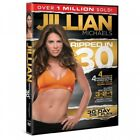 Jillian Michaels Ripped in 30 2011 Workout Exercise DVD Video New