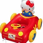 hello kitty car tube KID safe Swimming Float Toy Pool beach Inflatable float new
