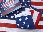 Valley Forge US American Flag 3x5 BEST Cotton Commercial Heirloom Grade USA