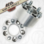 2 MADE IN USA Ford Mustang 5 Lug Wheel Spacers 5x450 25 w studs