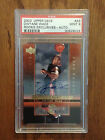 2003 04 UPPER DECK EXCLUSIVES DWYANE WADE AUTO RC PSA 9