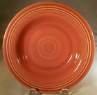 VINTAGE HOMER LAUGHLIN FIESTA ROSE 8-1/2