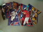 20 card lot 2009 Upper Deck X Die Cut Insert Card A.ROD,BOBBY ABREU++ MINT