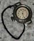 1920s Tin Child's Toy Wristwatches Watches with String Bands - 10 PIECES