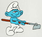 THE SMURFS, Lot of 2, Original Animation Cels