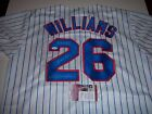BILLY WILLIAMS CHICAGO CUBS HOF 87,ROY 61,JSA COA SIGNED JERSEY