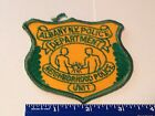 Albany New York Police Department Neighborhood Police Unit Shoulder Patch