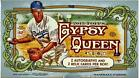 NEW 2013 TOPPS GYPSY QUEEN BASEBALL HOBBY BOX 2 AUTOS & 2 RELICS