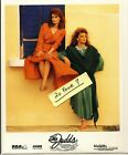 Beautiful! THE JUDDS WYNONNA  Color 8x10 Promo PHOTO Vintage Must See