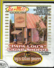 Bar Mills  PAPA LOU'S CIGAR SHOPPE KIT #0492 (HO-Scale) NIB *FREE SHIPPING*