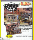 Bar Mills CROWN CRATE COMPANY KIT #0422 (HO-Scale) NIB *FREE SHIPPING*