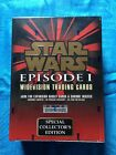 Star Wars Episode One Widevision Trading Cards Box - Topps - Factory sealed