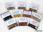 Resin Incense Variety Sampler - 10 Fragrances - 1/2 ounce bags