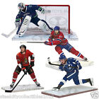 NHL Mcfarlane Series 33 Factory Sealed Case- 8 Action Figures 1 Collector Level