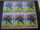 2011 Topps Chrome Xfractor #115 Justin Houston 6 Card RC Lot all Refractors