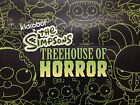 Simpsons Treehouse Of Horror Kidrobot Sealed Case Of 20 New Priority Shipping!