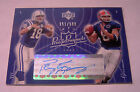 2003 Upper Deck Pros and Prospects #189 Rex Grossman RC Peyton Manning Auto