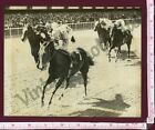 1969 Horse Racing Count Gibson Belmont Race Track Photo