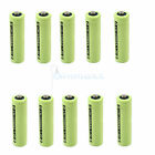 Lot 10 BTY 2300MAH 1.2V Ni-MH AA Rechargeable High Efficiency Batteries Green