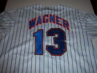 BILLY WAGNER NEW YORK METS,BRAVES,310 SAVES,7X ALLSTAR MLB HOLO SIGNED JERSEY