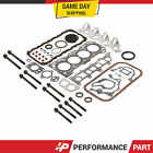 Full Gasket Set Head Bolts 89 95 Geo Tracker Suzuki Sidekick 16L G16K G16KC