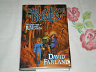 The Lair of Bones by David Farland   Signed