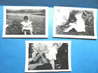 Vintage Baby Girl on Chamber Pot Picture Photos 1943