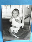 Vintage Baby on a Chamber Pot Picture Photos Foreign 1959