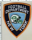 Football Department New York Jets (NYPD Style licensed novelty patch) new