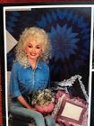 Vintage DOLLY PARTON 4X6 Photo Postcard  DOLLYWOOD