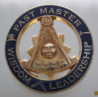 Masonic Past Master, Freemason, lapel pin