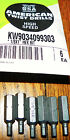 6 PER PACK AMERICAN USA MADE 1 8 X 1 HEX BITS KW9034099303