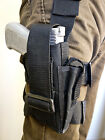 Nylon Tactical Leg Holster FN FNP 9 FNP 45 Tactical