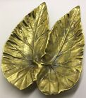 1949 Vintage Virginia Metal Crafters Brass Angel Wing Dish / Ash Tray / Decor