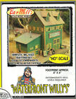 Bar Mills WATERFRONT WILLY'S Craftsman KIT #0922 (HO-Scale) NIB  *FREE SHIPPING*