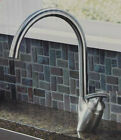 Delta Verona Single Hole Kitchen Faucet (Polished Chrome)