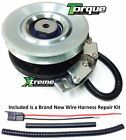 PTO Blade Clutch For White 717 04552 Electric w Wire Harness Repair Kit