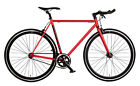 Big Shot Madrid Single Speed Fixed Gear Fixie Bike Bicycle Small Frame S 52 cm