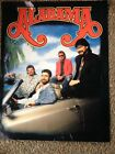 Vintage Rare  ALABAMA PROMO  Photo Poster Sitting In Car MUST SEE
