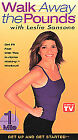 WALK AWAY THE POUNDS with Leslie Sansone Get Up  Get Started VHS Sealed