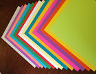 85 x 11 Color CardStock Choose Color Quantity