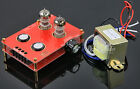 Assembled 6N3 Hifi Buffer Audio Tube Pre-AMP Stereo Preamplifier and Transformer