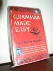 Grammar Made Easy by Richard Mallery Perma P611949Hardcover