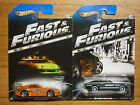 Hot Wheels Fast  Furious Set lot FACTORY ERROR 67 FORD MUSTANG+SUPRA 2013