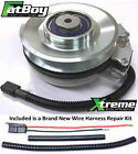 PTO Clutch Replacement For Warner Big Dog 5218 222 FatBoy w Harness Repair Kit